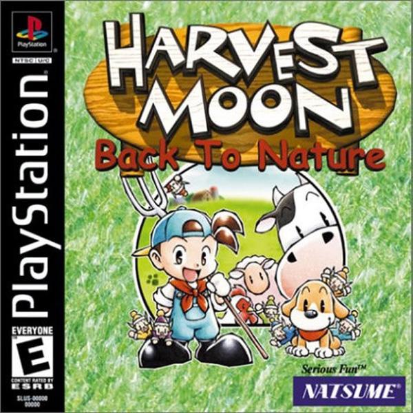 Harvest Moon - Back to Nature [U] [SLUS-01115]-front