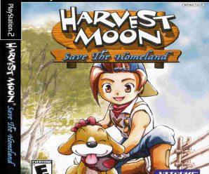แผ่นเกมส์ [PS2] Harvest Moon Save the Homeland (USA