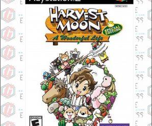 Harvest Moon A Wonderful Life (U) [DVD]