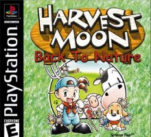 Harvestmoon back to Nature (PS1)