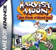 วิธีการเล่น HarvestMoon ด้วย GBA