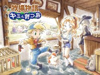 Harvestmoon DS wallpaper