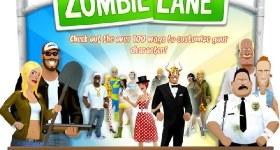 Zombie Lane รีวิวเกมส์ Facebook